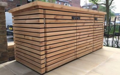 Safe, Sturdy, Slick Storage – Hardwood Timber Products