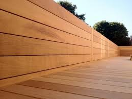 treated Cedar deck