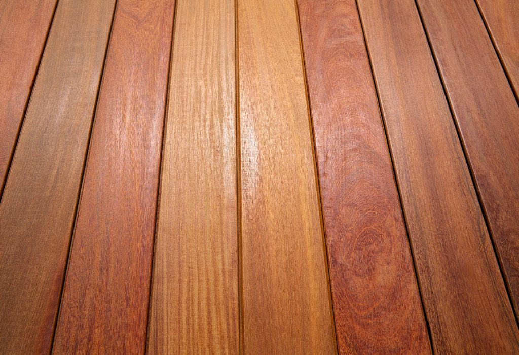 Balau Decking Is A High Quality Tropical Hard Wood